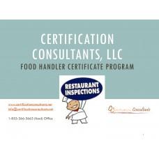 Food Handler Online Course